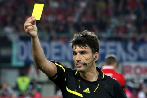 Referee List